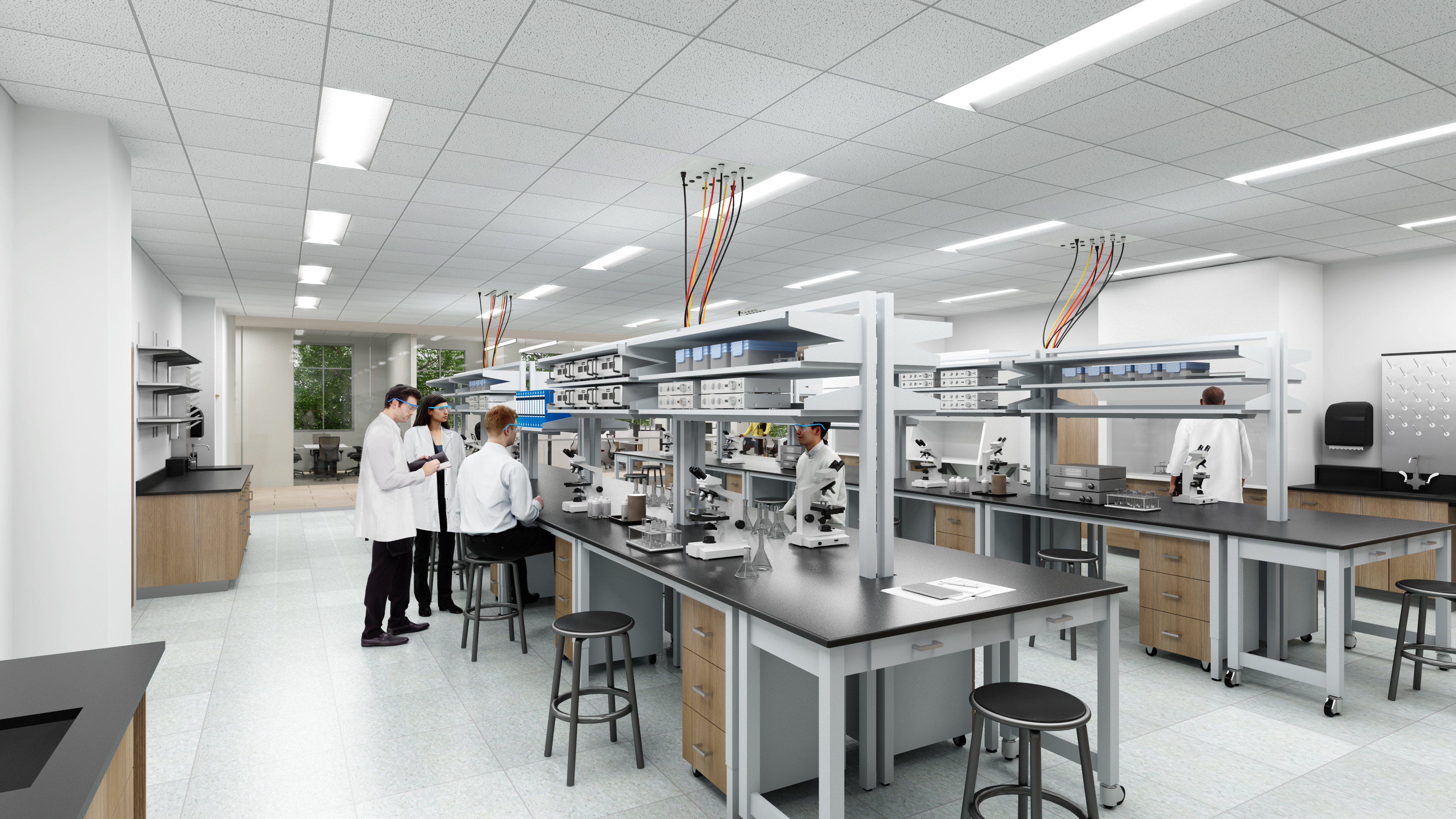 The Vale Lab Space